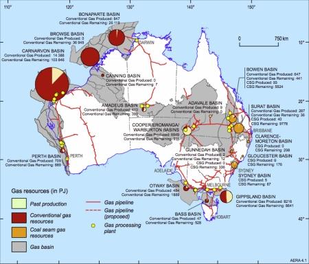 CSG Map