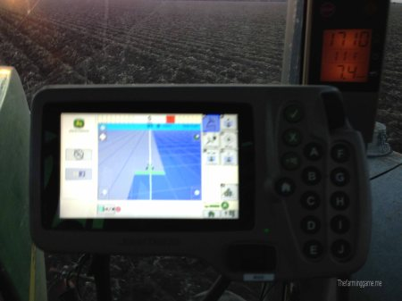 The Green Star Unit Is What Keeps A John Deere Running Straight
